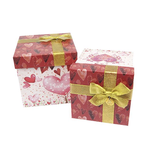 Наборы подарочных коробок