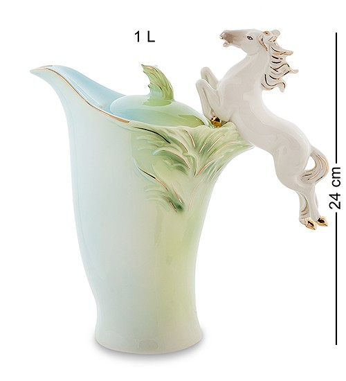 Заварочный чайник Pavone FM-75/ 1 Лошадь
