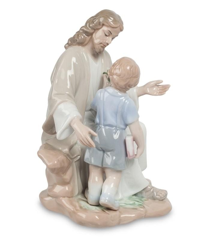 Статуэтка Pavone JP-40/14 Наставления Христа