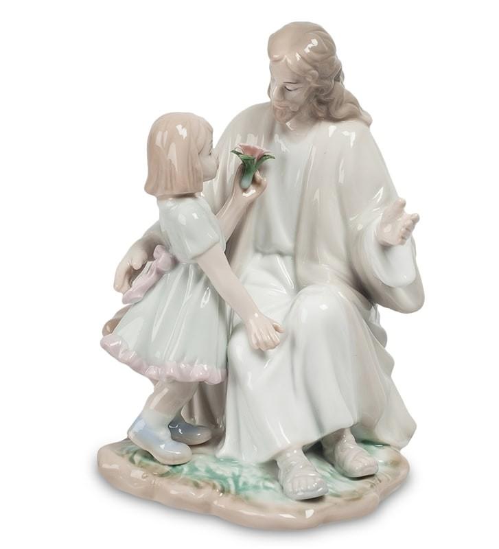 Статуэтка Pavone JP-40/15 Наставления Христа