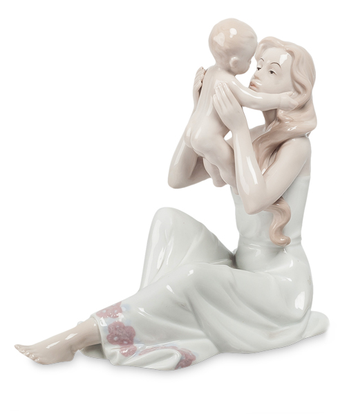 Фигурка Pavone JP-15/23 Девушка с ребенком