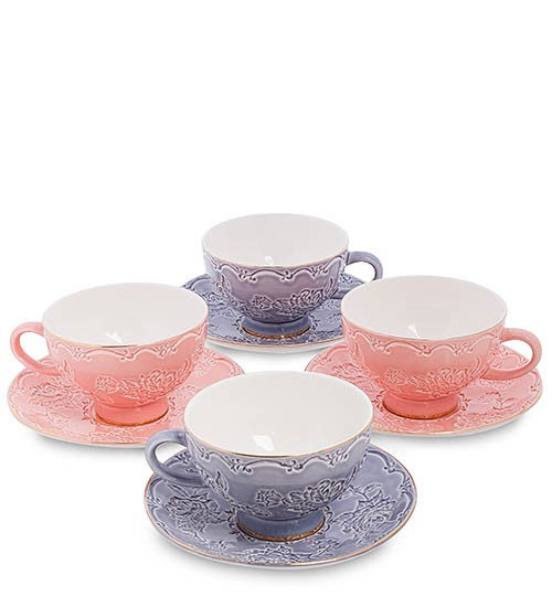 Чайный набор Pavone AS-07 на 4 персоны Дольче Луиза