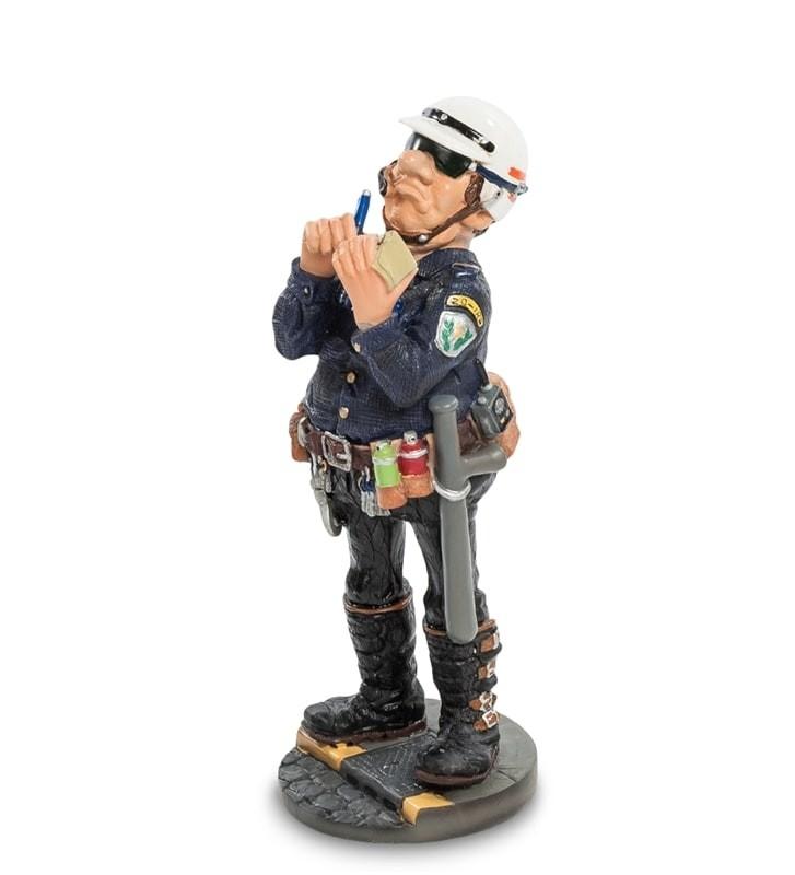 Статуэтка маленькая Profisti.Parastone PRO-33 Полицейский