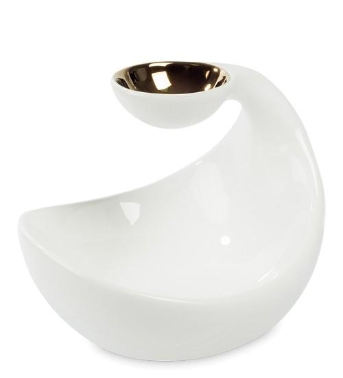 Блюдо-подсвечник Art Ceramic OS-69 Романтика