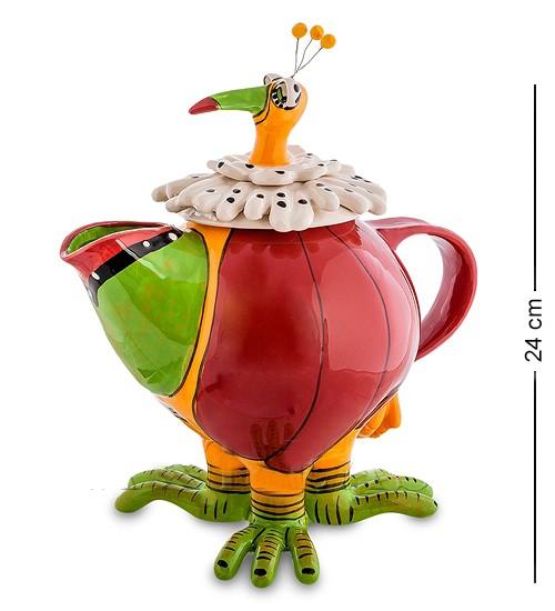 Заварочный чайник Pavone BS-112 Птичка