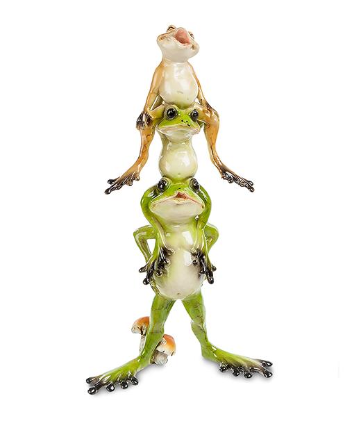 Фигурка Pavone ED-142 Лягушачье трио