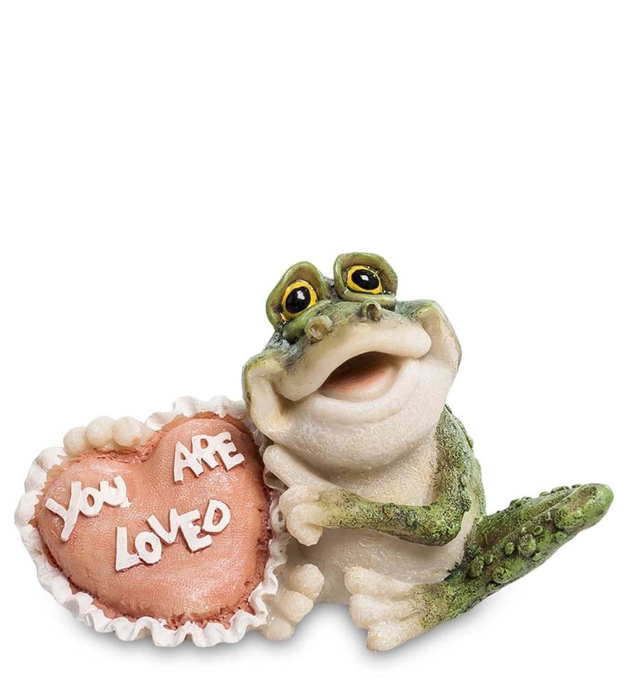 Фигурка Sealmark FG-6196-XD маленькая Лягушка Ты моя любовь