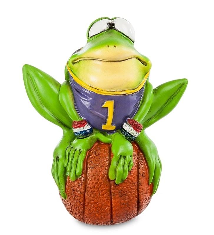 Фигурка-лягушка W.Stratford RV-103 Баскетболист Бонд