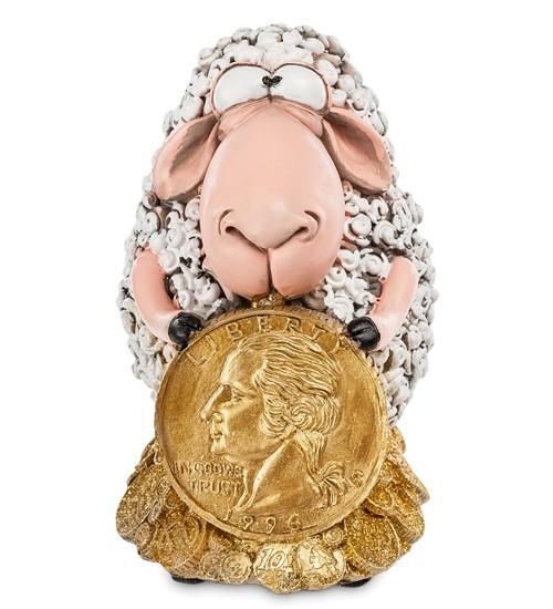 Фигурка W.Stratford-копилка RV-256 Овца Монета на Удачу