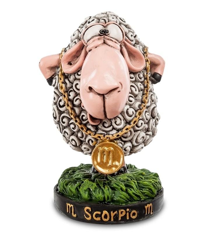 Фигурка W.Stratford RV-366 Овца Знак Зодиака - Скорпион