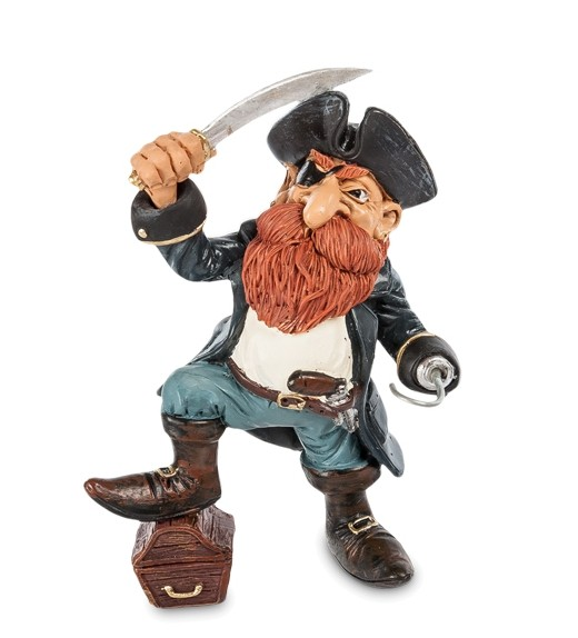 Фигурка W.Stratford RV-155 Пират Рыжая Борода