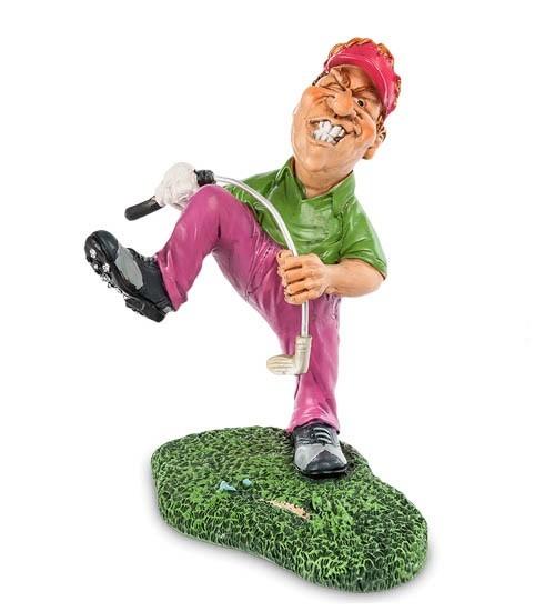 Фигурка W.Stratford RV-275 Я люблю гольф!