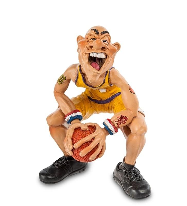 Фигурка W.Stratford RV-208 Баскетболист В предвкушении... маленькая