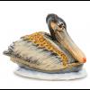 Шкатулка JB- 06 Пеликан серый