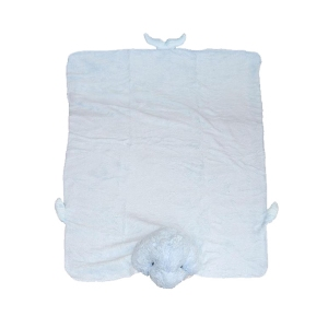 Одеяло-зверюшка CR-41 Дельфин