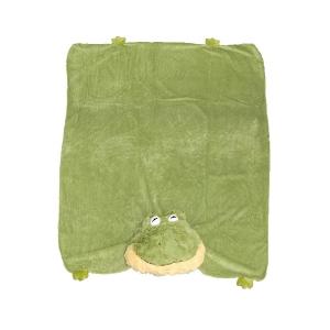 Одеяло-зверюшка CR-44 Лягушенок