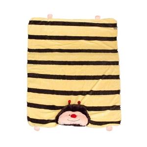 Одеяло-зверюшка CR-45 Пчелка