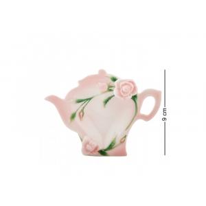 Подставка для чайных пакетиков Pavone FM-08/ 4 Роза