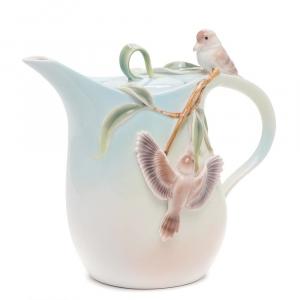 Заварочный чайник Pavone FM-77/ 1 Зимородок Кукабара