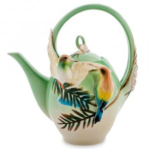 Заварочный чайник Pavone FM-78/ 1 Радужная щурка