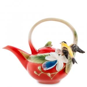 Заварочный чайник Pavone FM-81/ 1 Иволга и Орхидея
