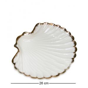 Десертная тарелка Pavone FM-34/ 8 Морская ракушка