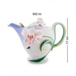 Заварочный чайник Pavone FM-37/ 1 Орхидея