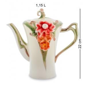 Заварочный чайник Pavone FM-62/ 1 Георгин