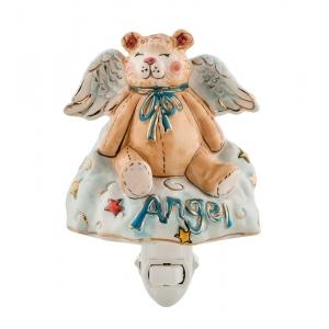 Светильник BlueSky BS-207 Медвежонок-ангел
