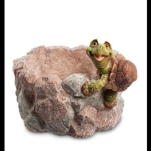 Кашпо GG-5322-ME Черепаха Покоритель вершин