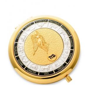 Зеркало золотое WIN- 01- 6 Знак Зодиака - Дева