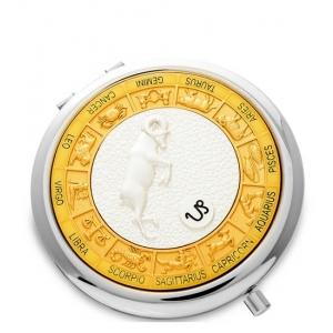 Зеркало серебрянное WIN- 02-10 Знак Зодиака - Козерог