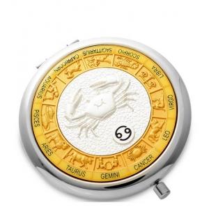 Зеркало серебрянное WIN- 02- 2 Знак Зодиака - Рак