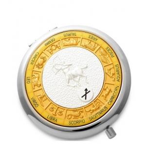 Зеркало серебрянное WIN- 02- 3 Знак Зодиака - Стрелец