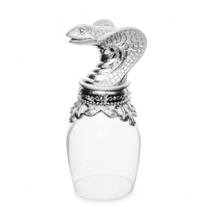 Хот-шот WIN-182 большой серебристый Символ Года - Змея