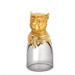 Хот-шот WIN-197 маленький золотистый Символ Года - Обезьяна
