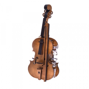 Скрипка с рюмками Play Wood Art