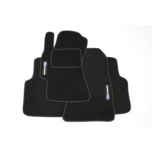 Комплект Fabritex Baratti Subaru Impreza 07- гранулы антрацит (4 шт.)