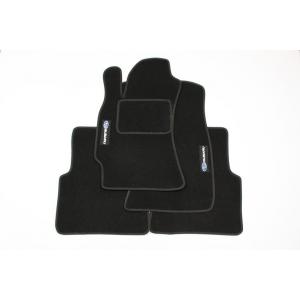 Комплект Fabritex Baratti Subaru Forester 08-13 гранулы черный (4 шт.)