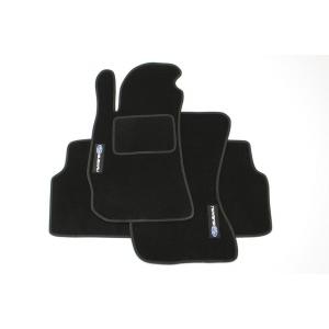 Комплект Fabritex Baratti Subaru Forester 02-08 гранулы черный (4 шт.)