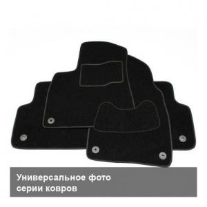 Комплект Fabritex Baratti SsangYong Rexton 06- резина черный (4 шт.)